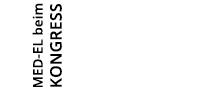 MED-EL beim HNO Kongress Logo